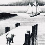 Chapter 02-01  ワイルド島は大きな濁った川でほぼ2つに分かれている。