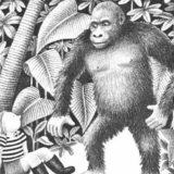 Chapter 08-01 お父さんはバンヤンの若木の下でミカンを4つ食べました。