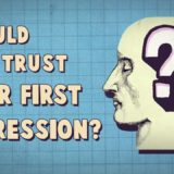 Should you trust your first impression? – Peter Mende-Siedlecki